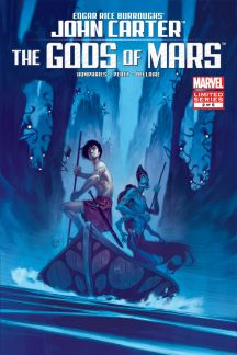 John Carter: The Gods of Mars #2