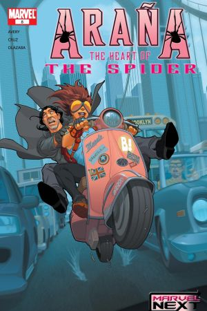 Arana: The Heart of the Spider #8