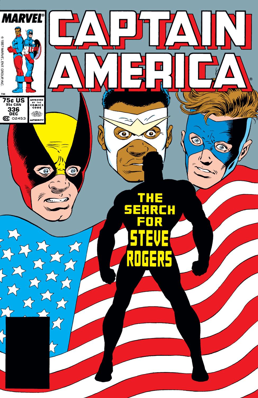 Captain America (1968) #336