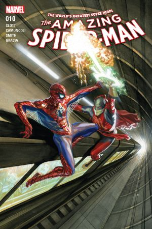 The Amazing Spider-Man (2015) #10