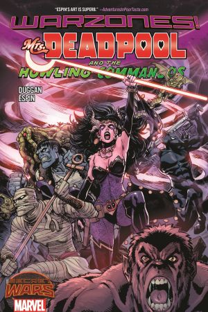 Mrs. Deadpool and the Howling Commandos (Trade Paperback)