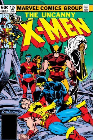 Uncanny X-Men (1963) #155