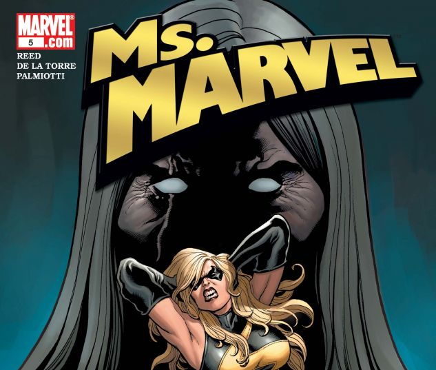 Ms. Marvel (2006) #5