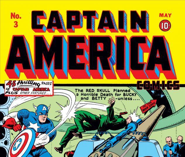 captain america comics 1941 3 comics marvel com