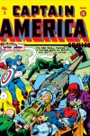 Captain America Comics (1941) #3