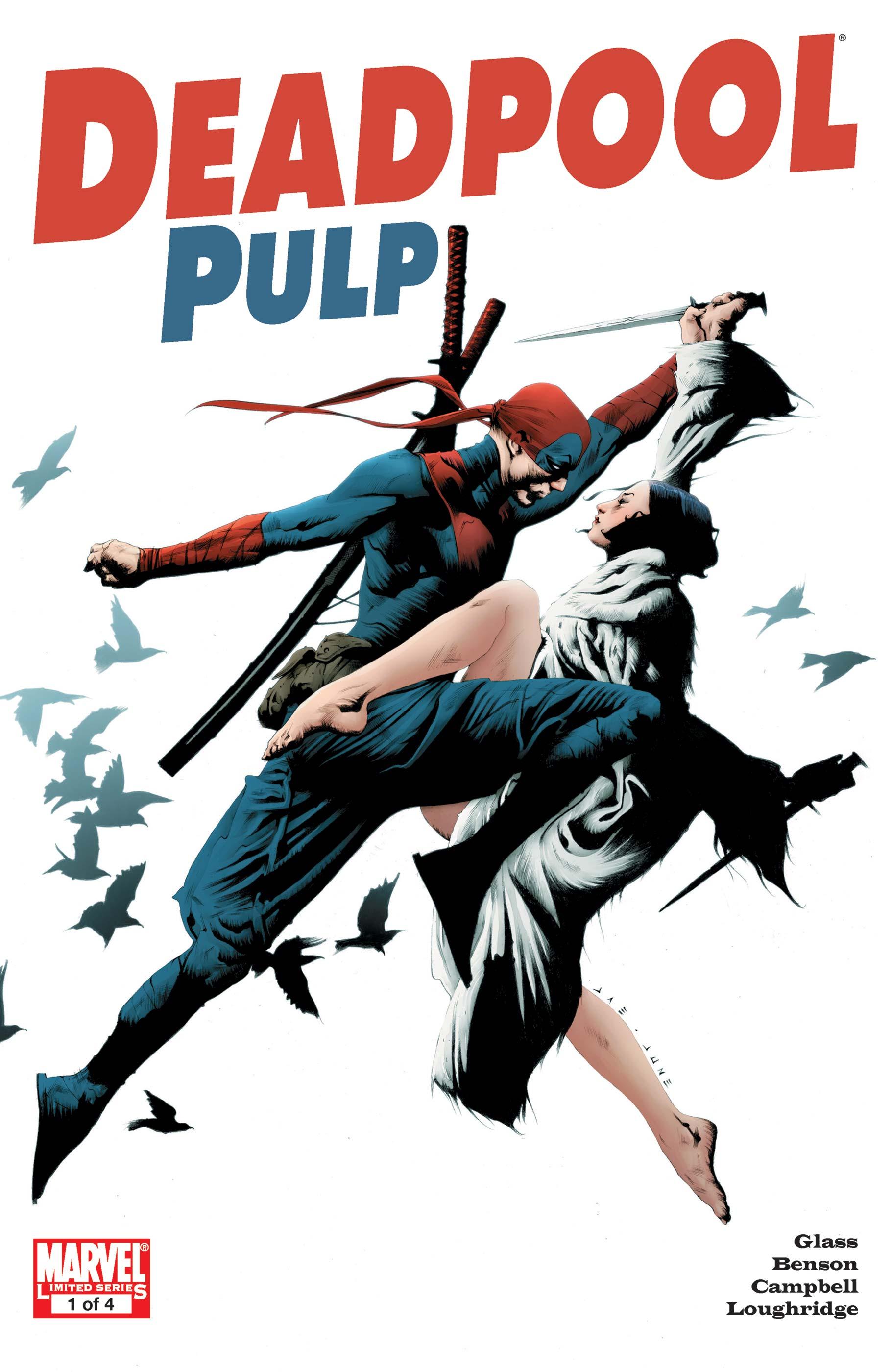 Deadpool Pulp (2010) #1