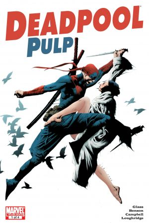 Deadpool Pulp #1