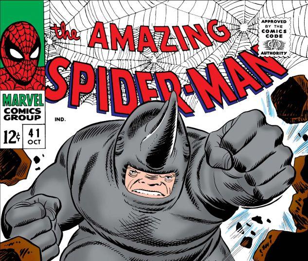 Amazing Spider-Man (1963) #41