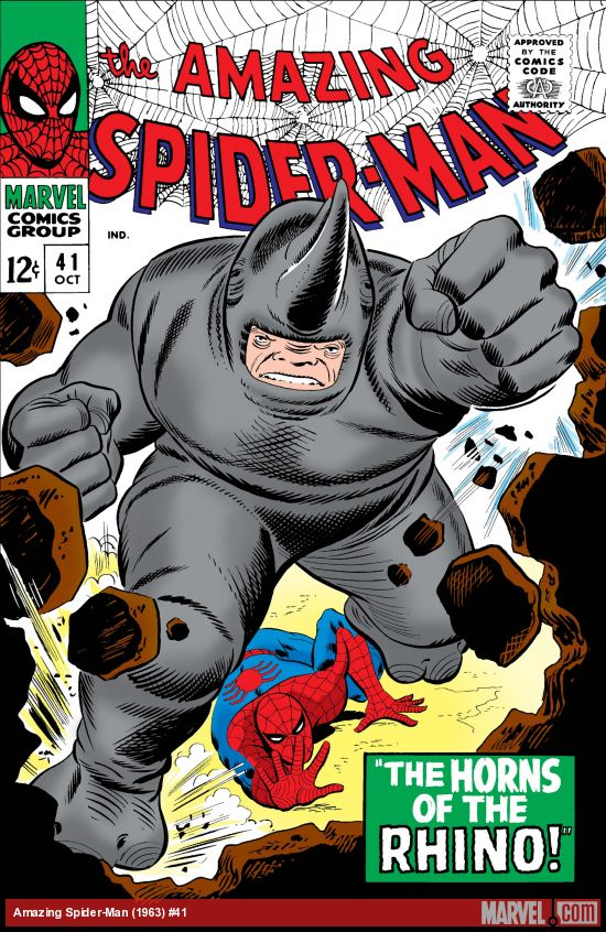 The Amazing Spider-Man (1963) #41