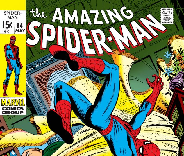 Amazing Spider-Man (1963) #84