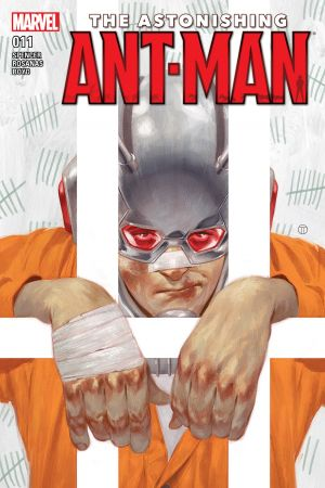 The Astonishing Ant-Man (2015) #11