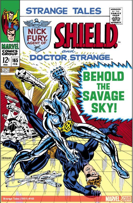 Strange Tales (1951) #165