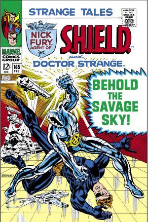 Strange Tales #165