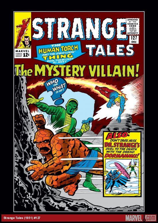 Strange Tales (1951) #127