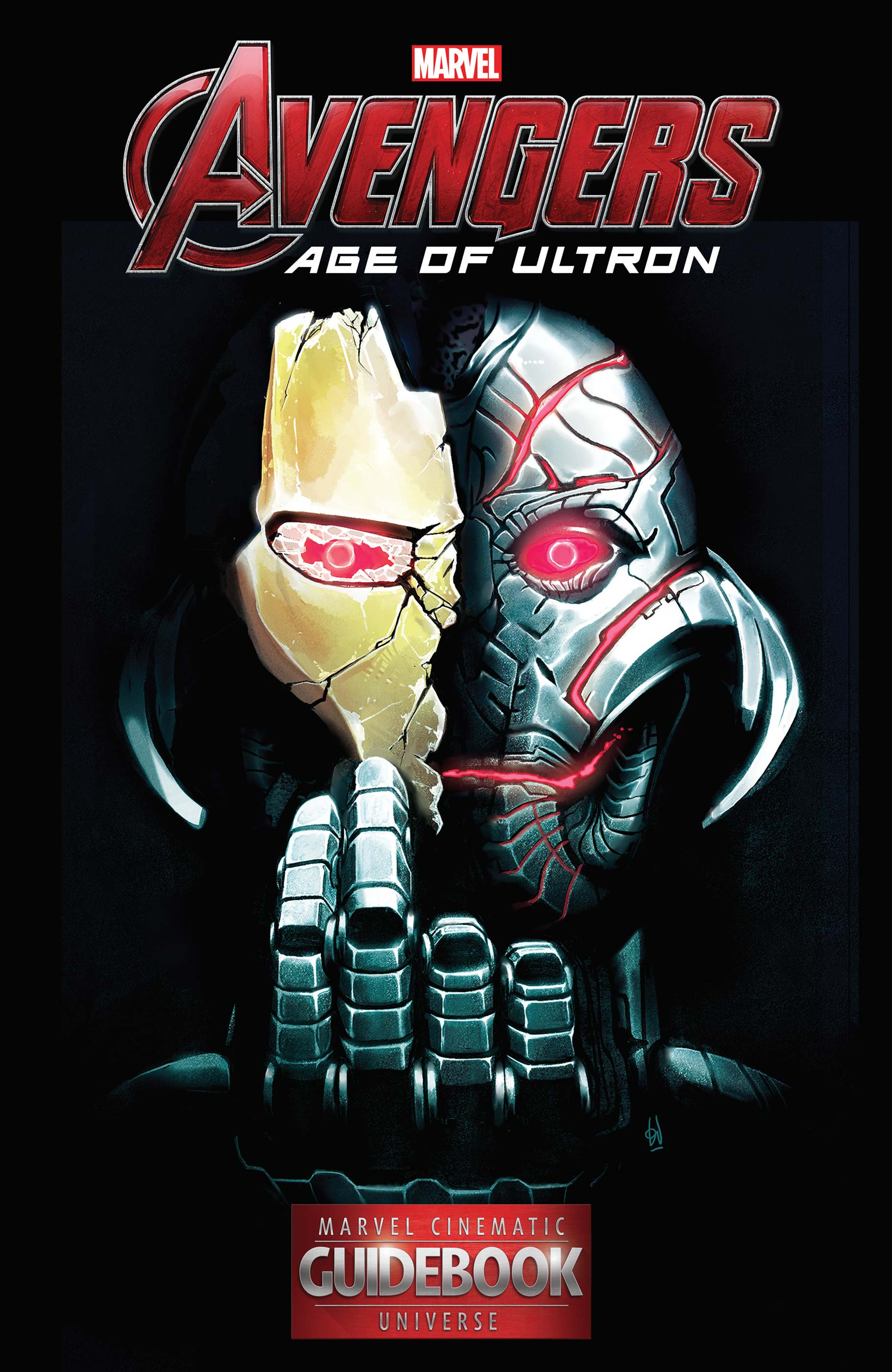 Guidebook To The Marvel Cinematic Universe - Marvel's Avengers: Age Of Ultron (2016) #1