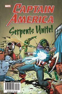 Captain America: Serpents Unite! (2016) #1