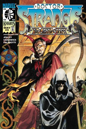 Doctor Strange: The Flight of Bones #4
