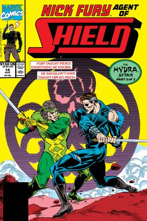Nick Fury, Agent of S.H.I.E.L.D. (1989) #14