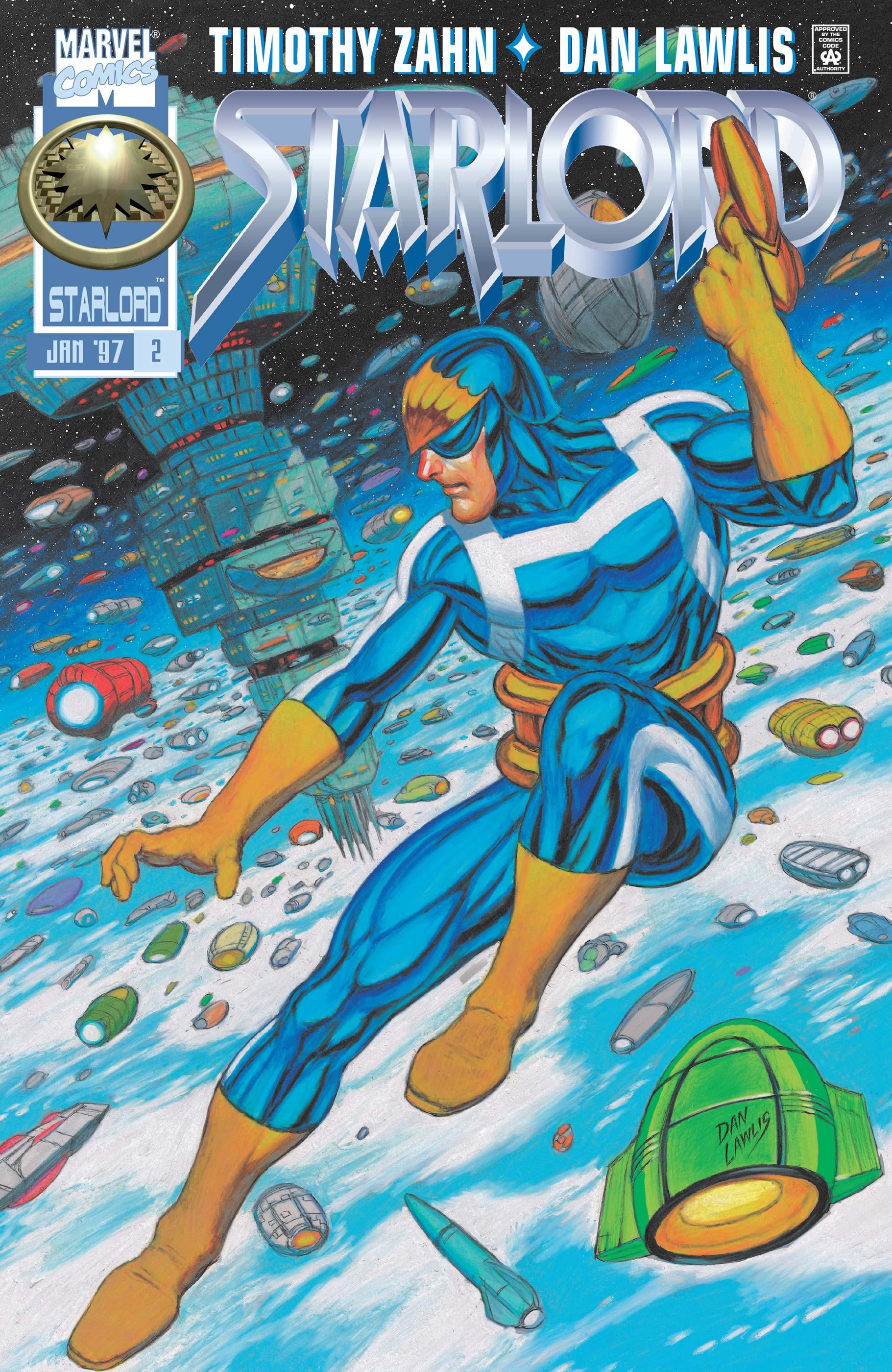 Starlord (1996) #2