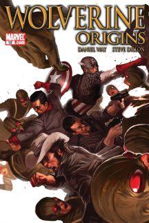 Wolverine Origins (2006) #18