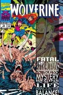 Wolverine (1988) #75