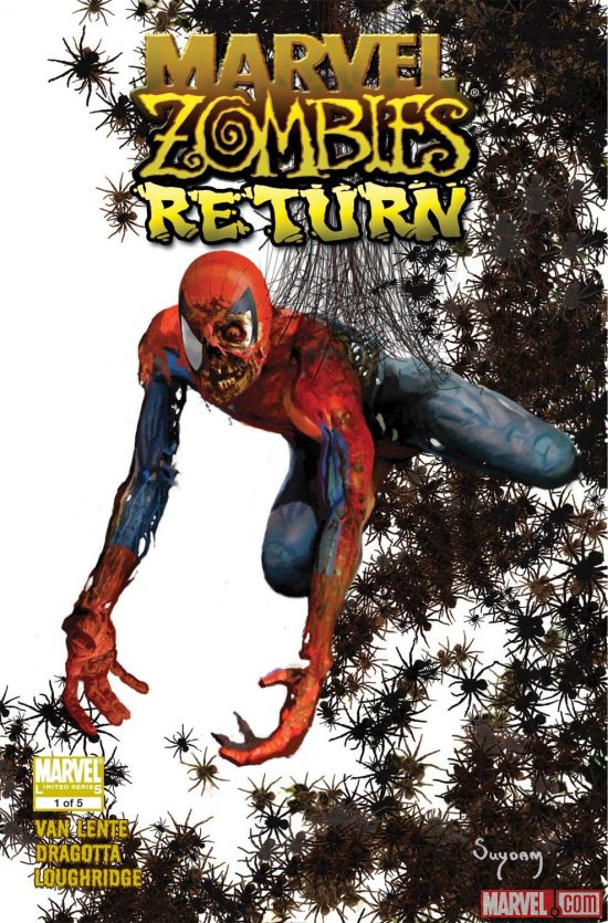 Marvel Zombies Return (2009) #1