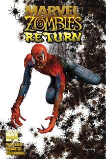 Marvel Zombies Return (2009) #1