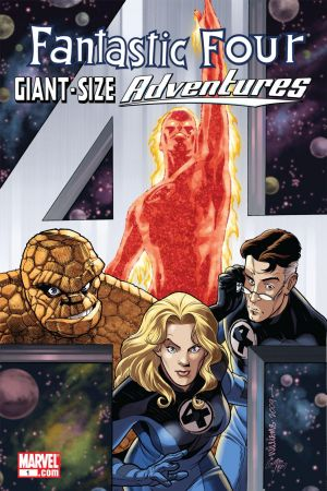 Fantastic Four Giant-Size Adventures #1