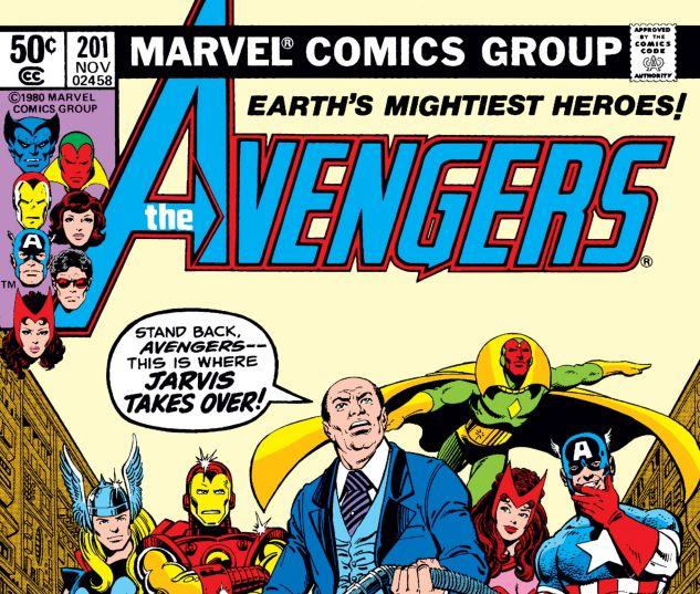 Avengers (1963) #201