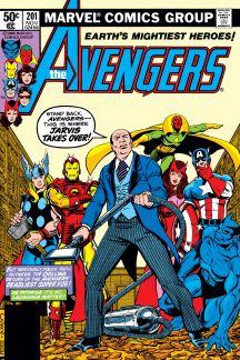 Avengers #201