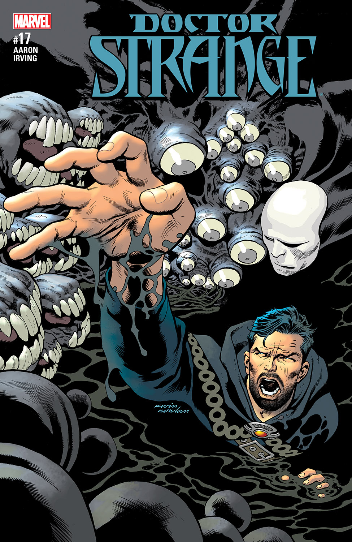 Doctor Strange (2015) #17