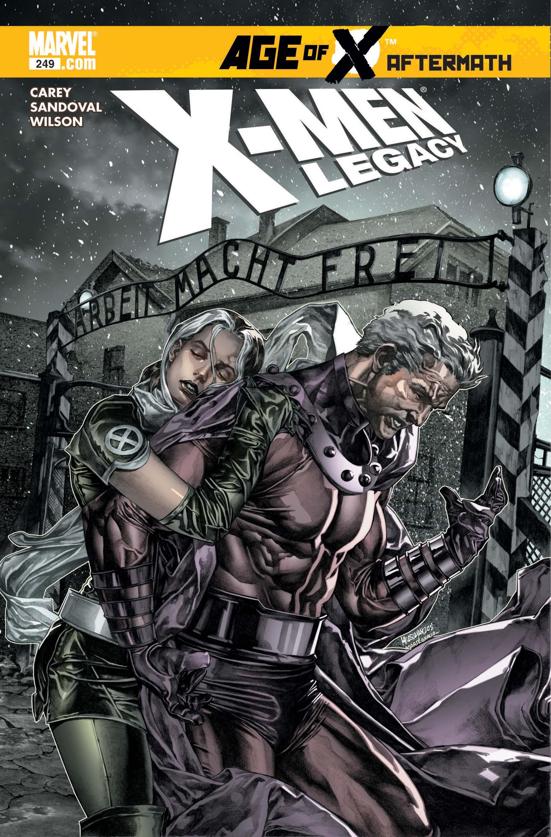 X-Men Legacy (2008) #249