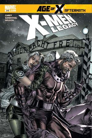 X-Men Legacy #249