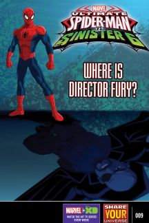 Marvel Universe Ultimate Spider-Man Vs. the Sinister Six #9