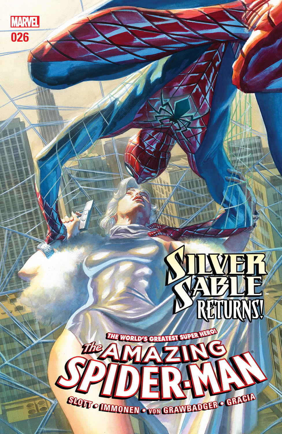 The Amazing Spider-Man (2015) #26
