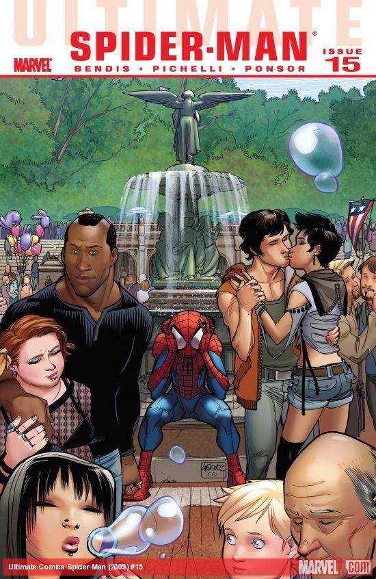Ultimate Comics Spider-Man (2009) #15