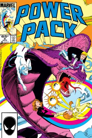 Power Pack (1984) #9