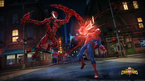 Marvel Contest of Champions Carnage Spotlight