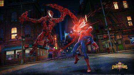 Marvel Contest of Champions Carnage Spotlight