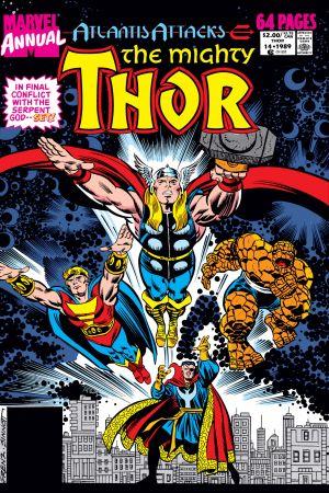 Thor Annual (1966) #14