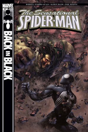 Sensational Spider-Man (2006) #37
