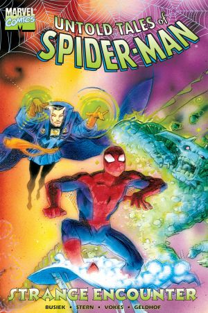 Untold Tales of Spider-Man: Strange Encounter #1