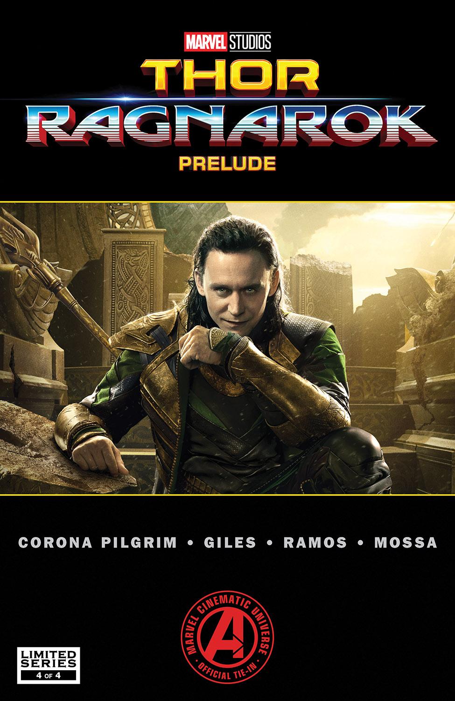 Marvel's Thor: Ragnarok Prelude (2017) #4