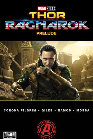 Marvel's Thor: Ragnarok Prelude #4