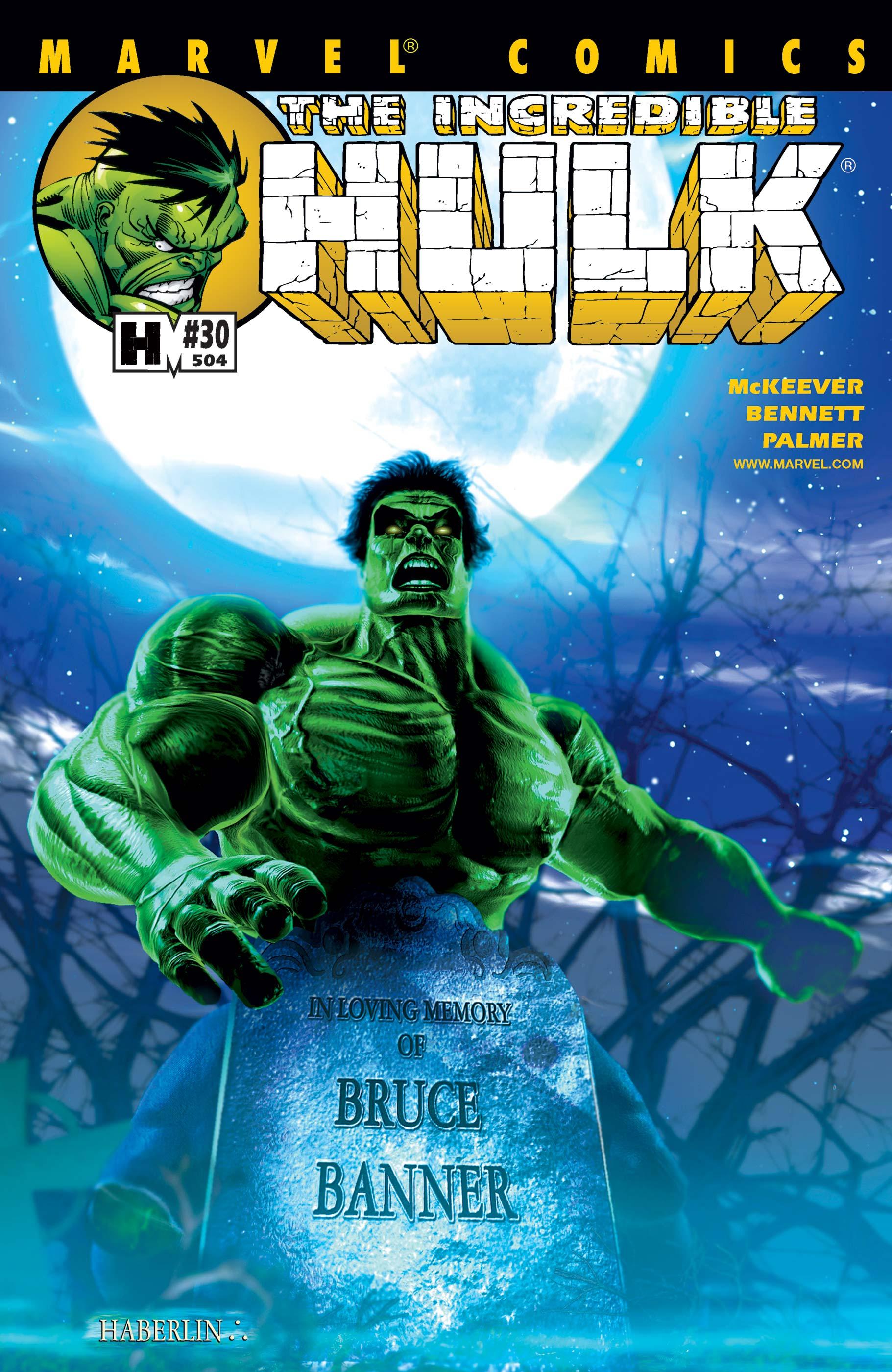 Incredible Hulk (1999) #30