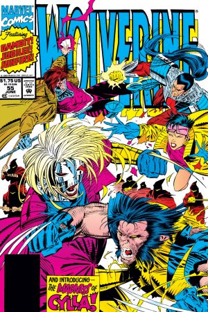 Wolverine #55