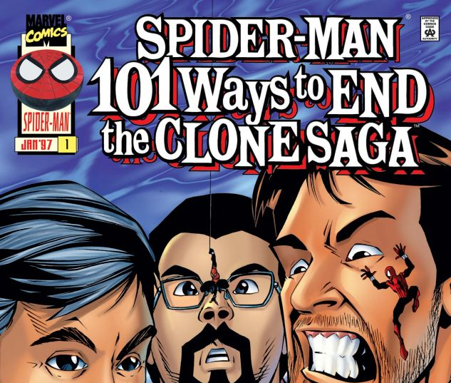 cover to 101 Ways to End the Clone Saga (1997) #1