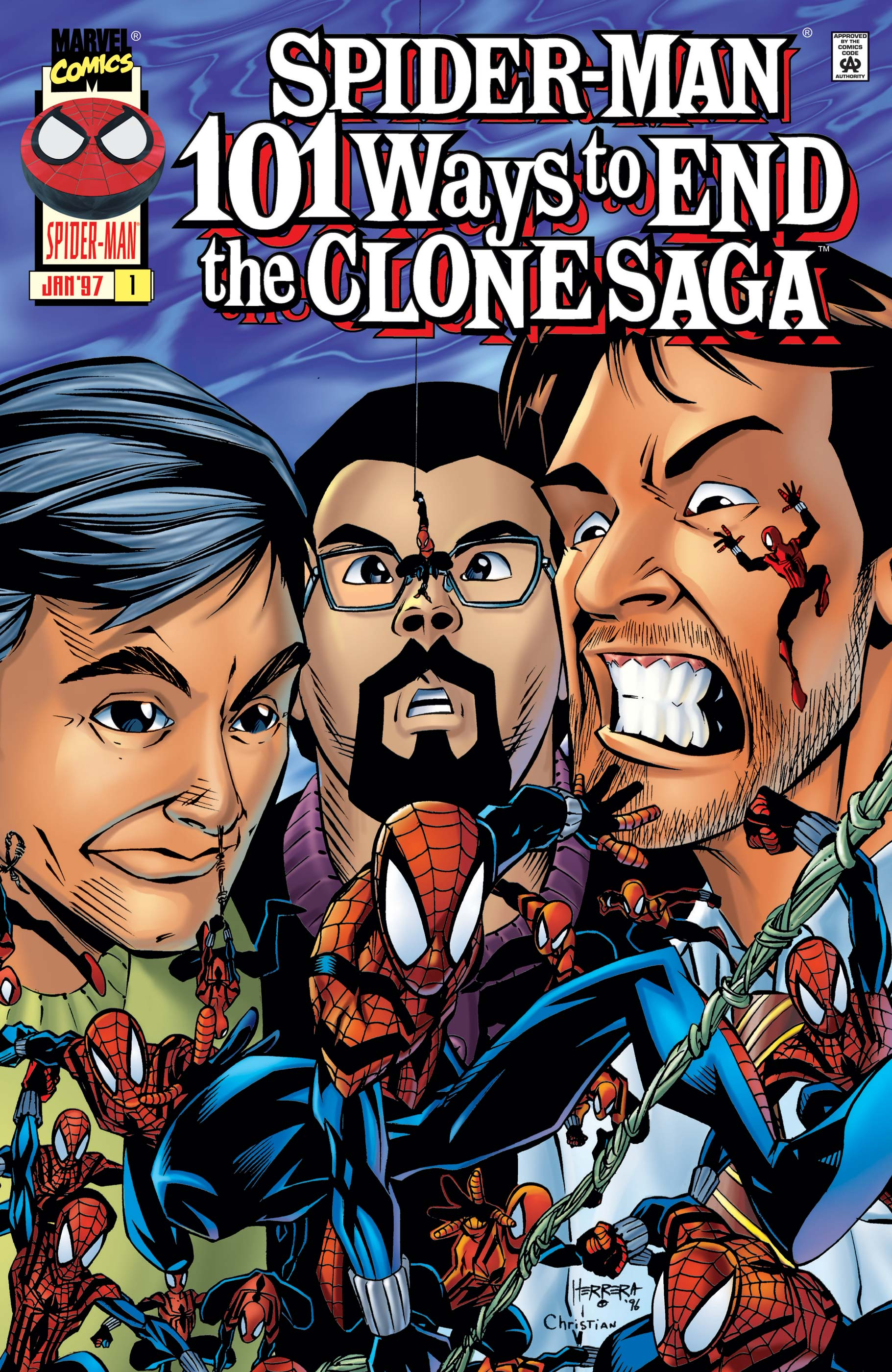 Spider-Man: 101 Ways to End the Clone Saga (1997) #1