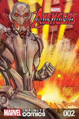 Marvel Universe Avengers: Ultron Revolution #2