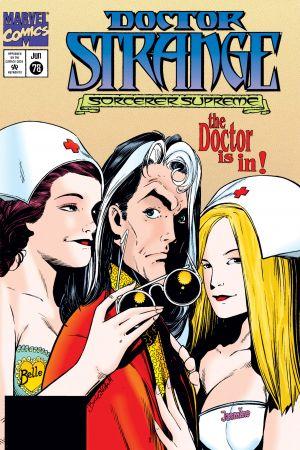 Doctor Strange, Sorcerer Supreme (1988) #78